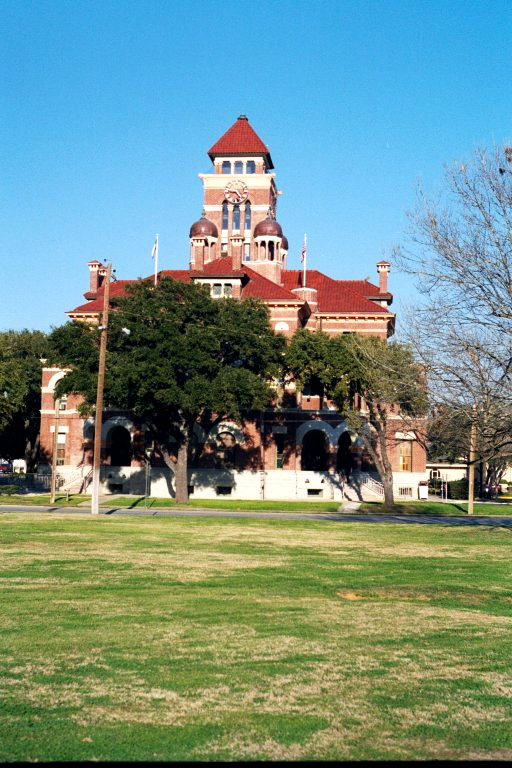 Gonzales County Courthouse