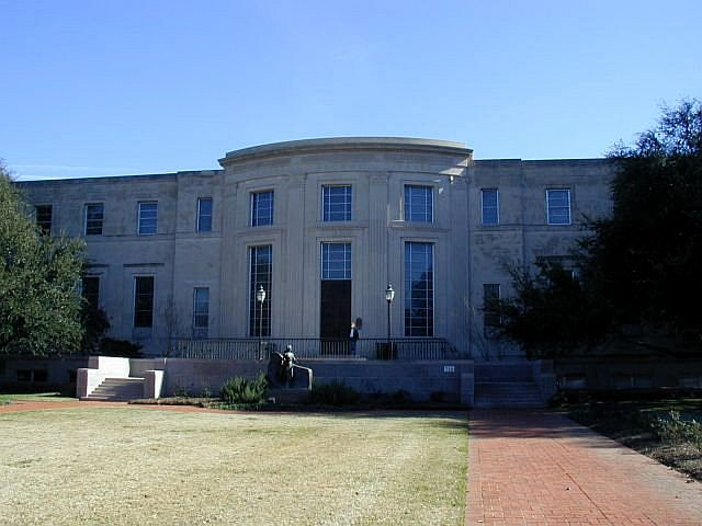 Armstrong Browning Library
