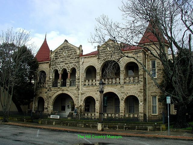 The Hill Country Museum
