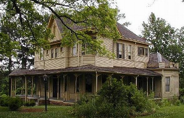 Frank W. Williams House in Meridian